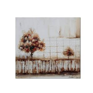 Πίνακας Ζωγραφικής 80x80 cm