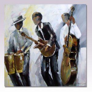 Πίνακας Ζωγραφικής 100x100 cm