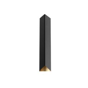 Φωτιστικό Μεταλλικό Τρίγωνο Οροφής