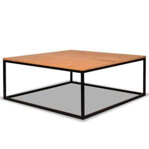 Τραπέζι Σαλονιού Τετράγωνο