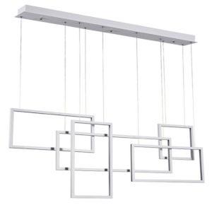 Κρεμαστό Φωτιστικό Οροφής LED Ράγα