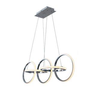 Φωτιστικό Οροφής LED Με Κύκλους