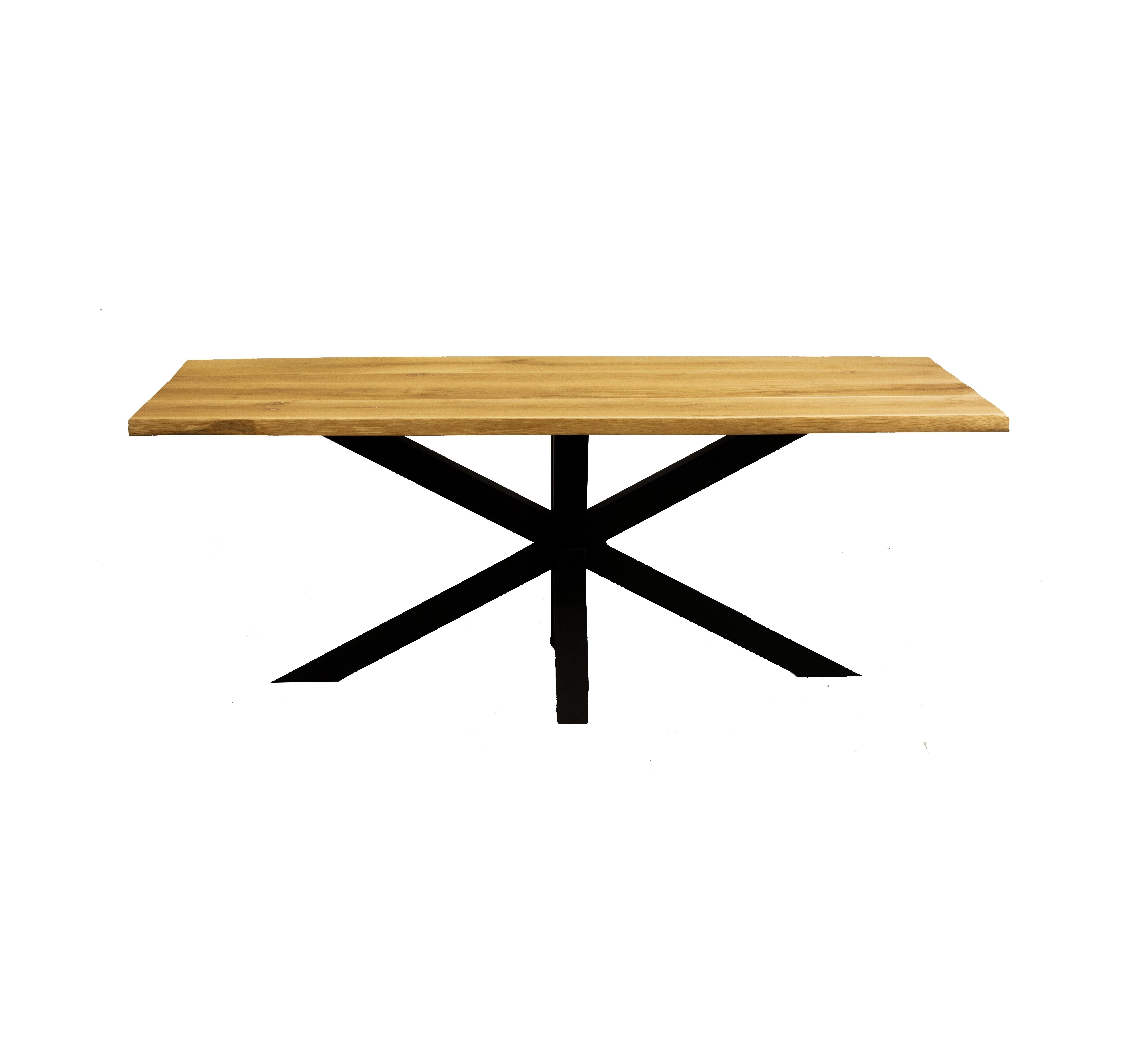 Τραπέζι Τραπεζαρίας Κορμός Δρυς Μασίφ